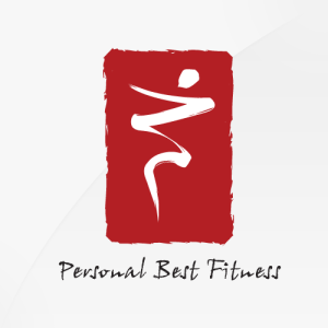 Personal Best Fitness - logo design, branding, brand design