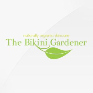 The Bikini Gardener - logo design, branding, brand design