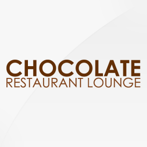 Chocolate Restaurant - logo design, branding, brand design