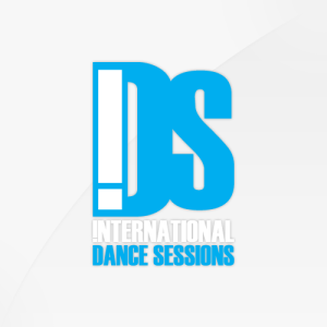 International Dance Sessions - logo design, branding, brand design