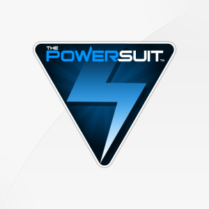 The Power Suit - logo design, branding, brand design