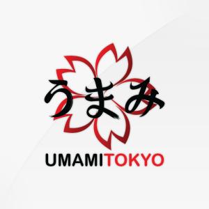 Umami Tokyo - logo design, branding, brand design